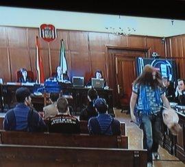Fiscal rechaza que Cuco vaya a prisión y pide que no salga del centro hasta septiembre de 2013