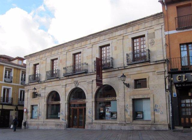 Fachada De La Casa De Carnicerías