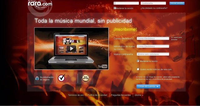 Imagen Portal De Rara.Com