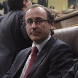 Portavoz Del Grupo Popular En El Congreso, Alfonso Alonso