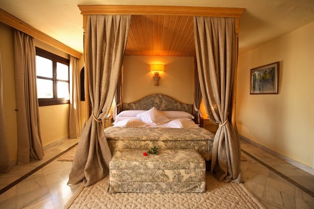 Suite García Lorca Del Hotel Barceló La Bobadilla De Granada