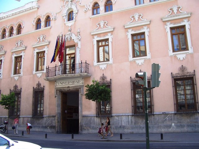 Campus de la Merced de la Universidad de Murcia