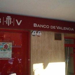 banco valencia oficina sucursal