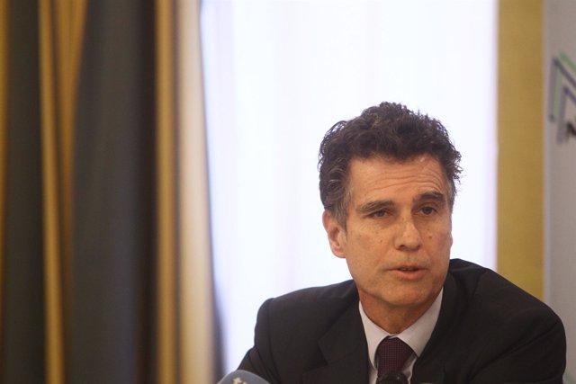 El Consejero Delegado De Banco Sabadell, Jaime Guardiola