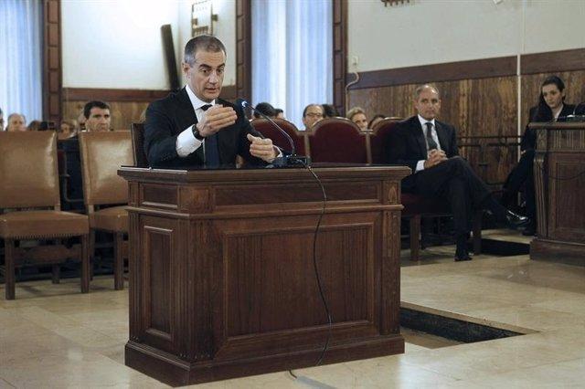 Ricardo Costa Declara En El TSJCV