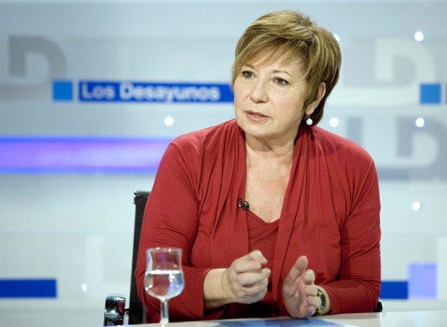 Vicepresidenta Primera Del Congreso De Los Diputados, Celia Villalobos