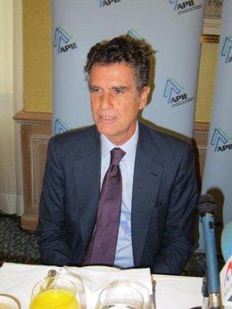Consejero Delegado Del Banco Sabadell, Jaime Guardiola