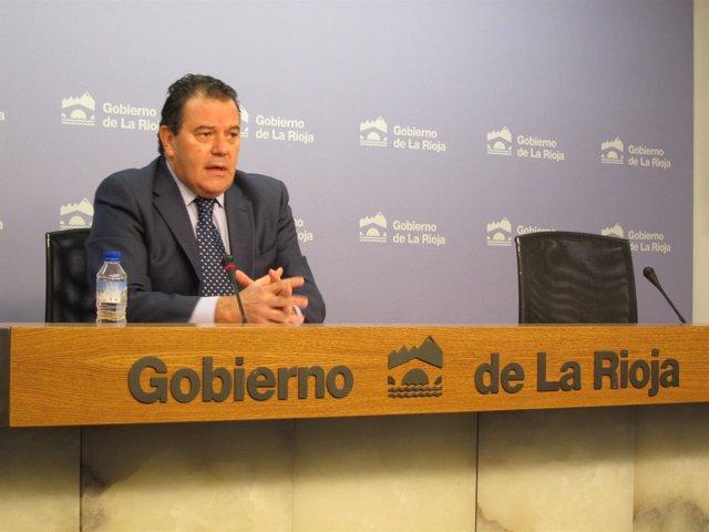 Javier Ureña, Gerente De La ADER
