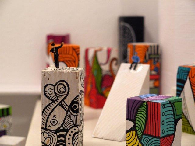 Exposición De 'Micropsia' De Mª Ángeles Atauri