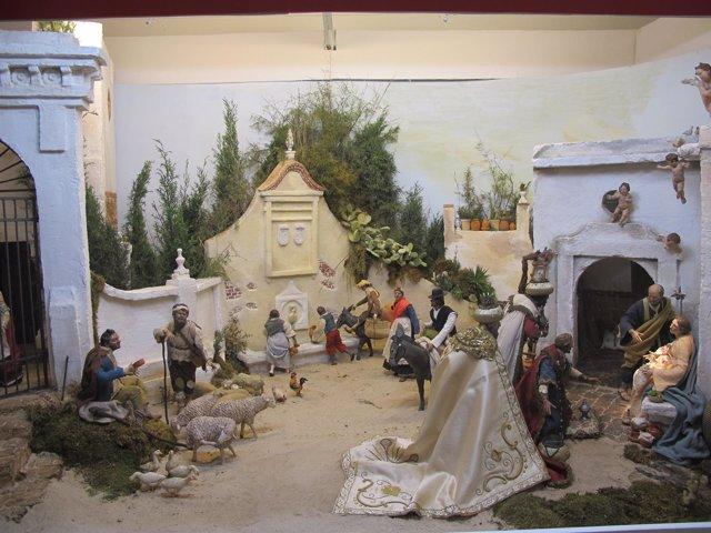 Belén Napolitano Que Se Expone En El Museo Thyssen