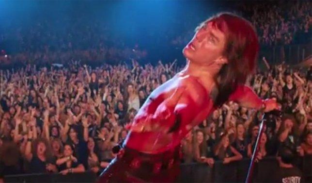 Tom Cruise En El Musical Rock Of Ages
