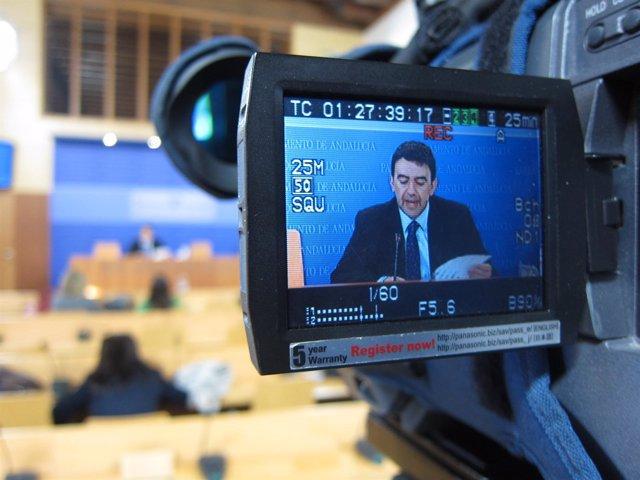 Mario Jiménez, En Rueda De Prensa