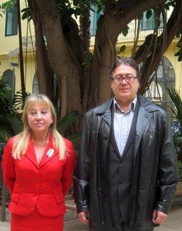 Maria Jesús Puchalt Y Joan Gregory