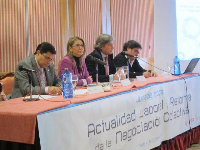 Jornadas Sobre Actualidad Laboral Y Reforma De La Negociación Colectiva