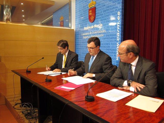 Presidente Círculo De Economía (Izq), Consejero De Empresa Y Director Del Info