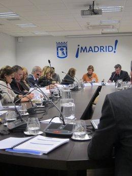 Comisión De Urbanismo Del Ayuntamiento De Madrid