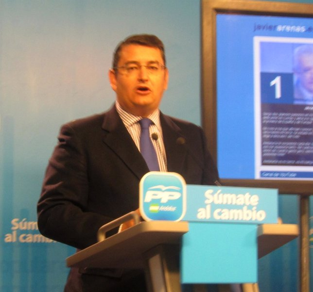 Antonio Sanz, Este Miércoles En Rueda De Prensa