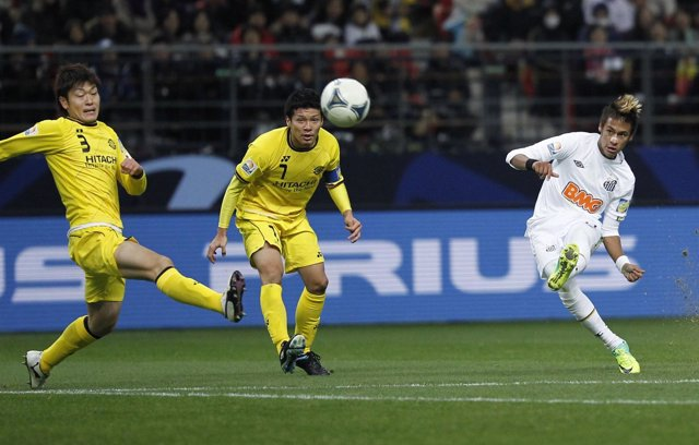 Neymar Marcó Un Golazo En Su Estreno En El Mundial De Clubes