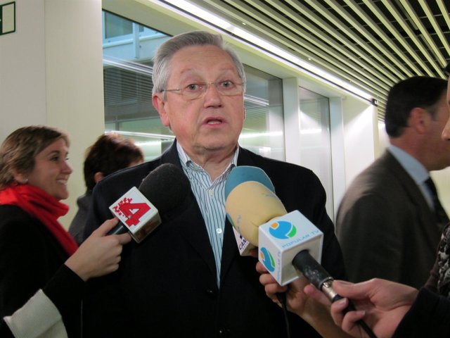 El Coordinador General De Aralar, Patxi Zabaleta.