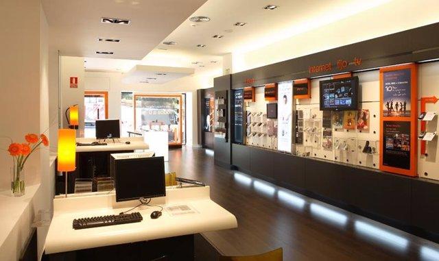 Tienda Orange