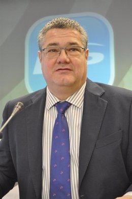 Antonio Torres, Parlamentario Del PP