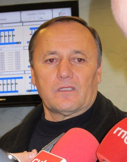 Rahmat Bobokalonov, Durante Su Visita A La Provincia De León.