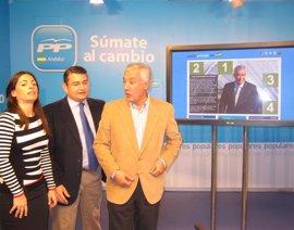 Arenas pone en marcha su propia web de candidato a la Junta que le permitirá el contacto permanente con los ciudadanos