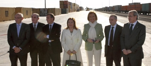 Rudi Ha Asistido A La Inauguración De La Terminal