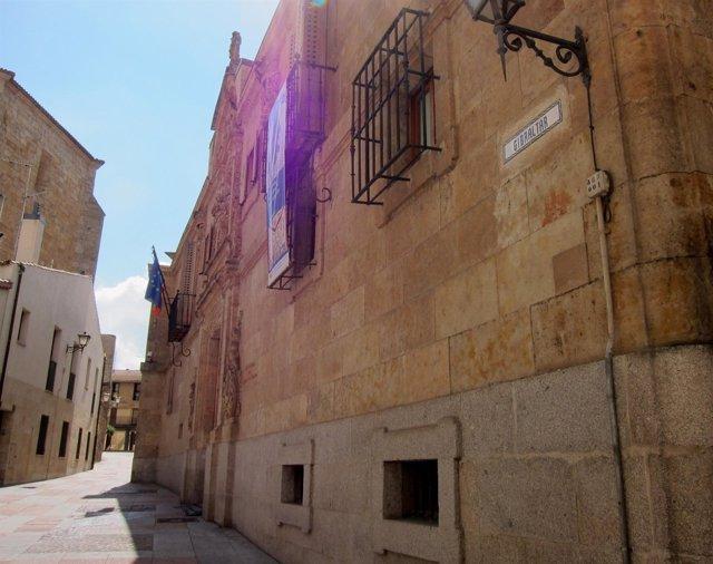 El Centro Documental De La Memoria Histórica De Salamanca