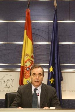 Portavoz Del PSOE En El Congreso, José Antonio Alonso
