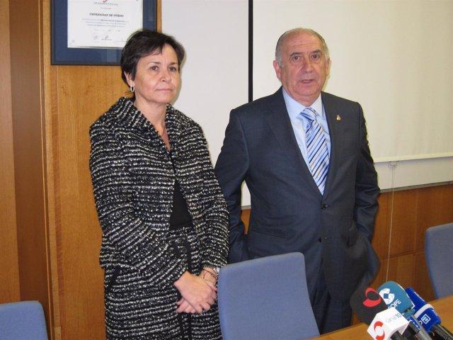 Carmen Moriyón Y Vicente Gotor
