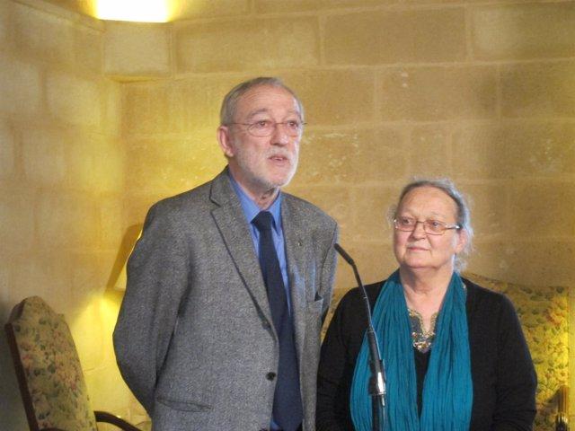 Jordi Folgado Y Anna Ferrer