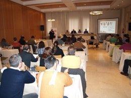 Jornadas Sobre Empleo Con El Secretario General De CCOO-A, Francisco Carbonero