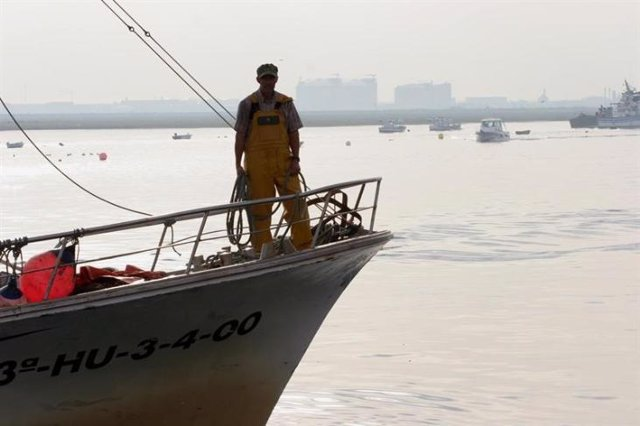 Pescador andaluz