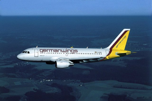 Avión De Germanwings