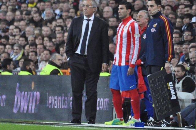 Gregorio Manzano Y Reyes Real Madrid-Atletico De Madrid