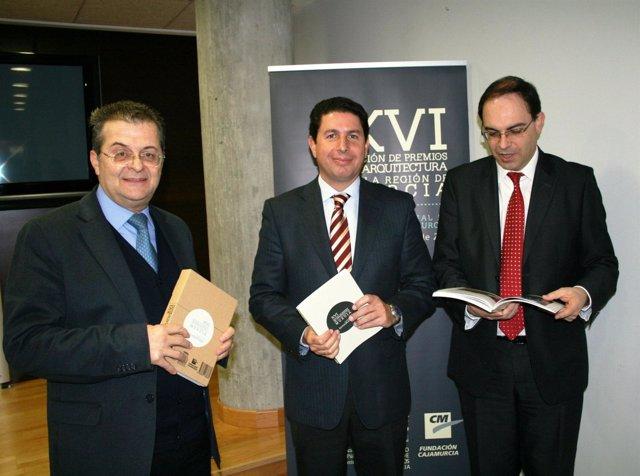 Presentación De Los XVI Premios De Arquitectura De La Región De Murcia