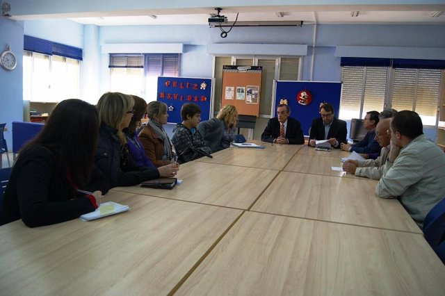 Reunión Educación