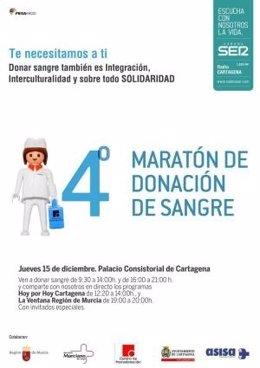 IV Maratón De Donación De Sangre