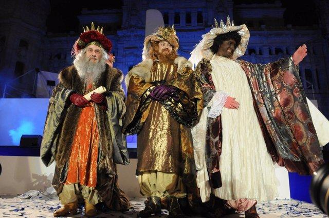 Reyes Magos De Oriente En Madrid