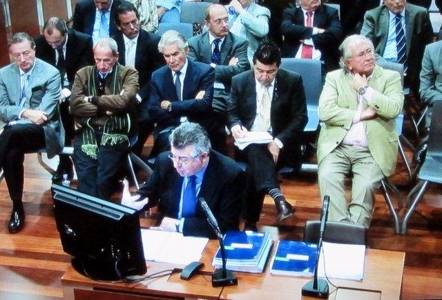 El Principal Acusado Del Caso 'Malaya', Juan Antonio Roca