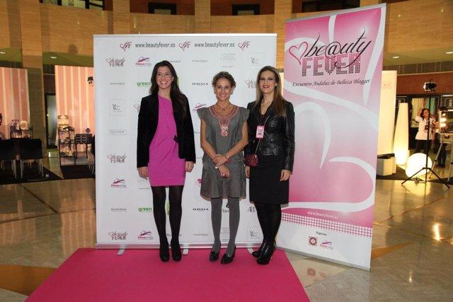Inauguración Del I Encuentro Andaluz De Belleza Blogger.