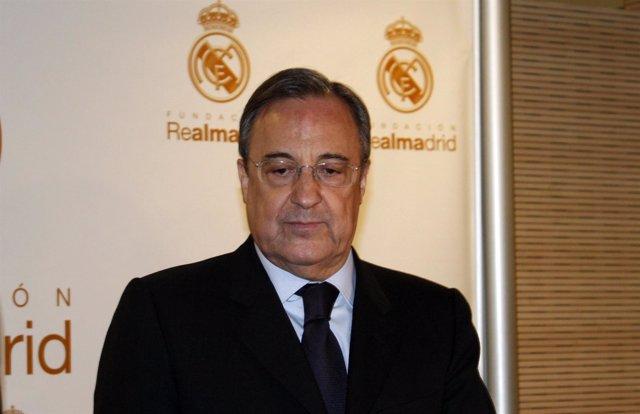 Florentino Pérez,