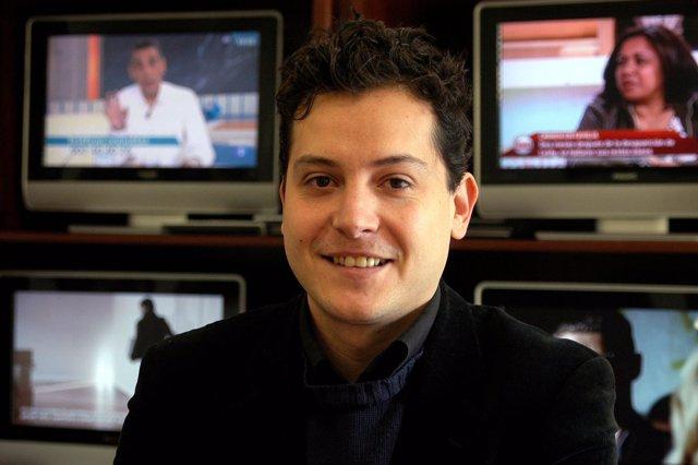 El Director De Antena De Canal Sur Televisión, Mario López