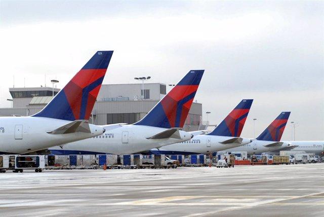 Aviones De Delta