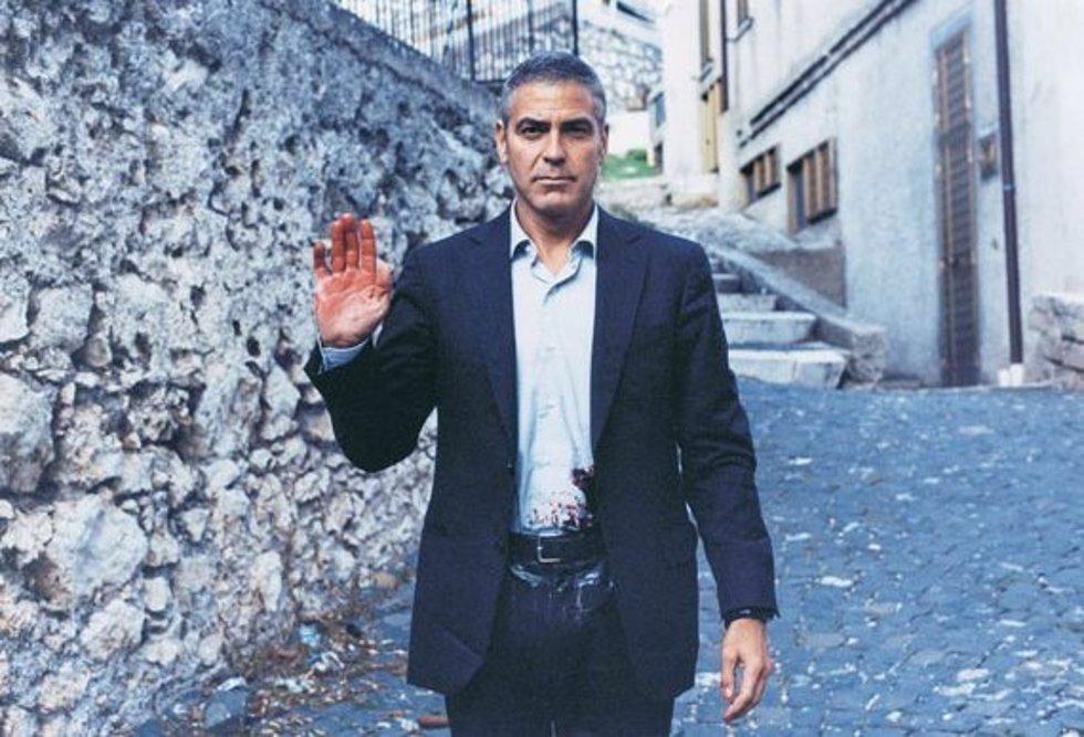 George Clooney en El Americano