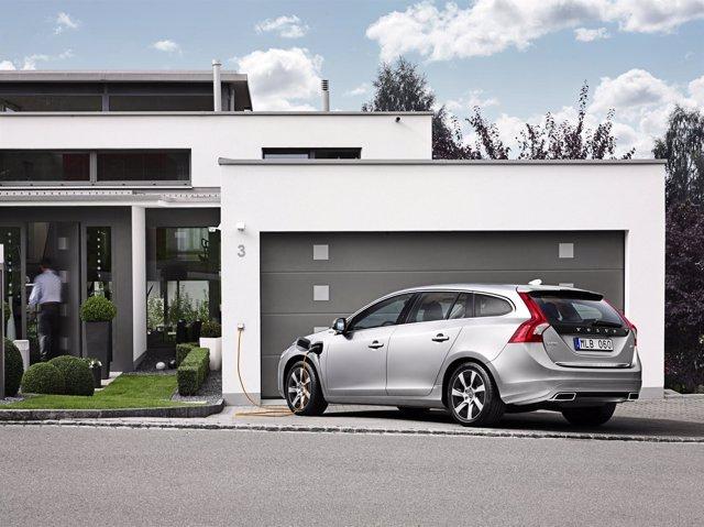 Volvo V60 Híbrido Diésel Enchufable