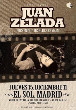 Juan Zelada En El Sol