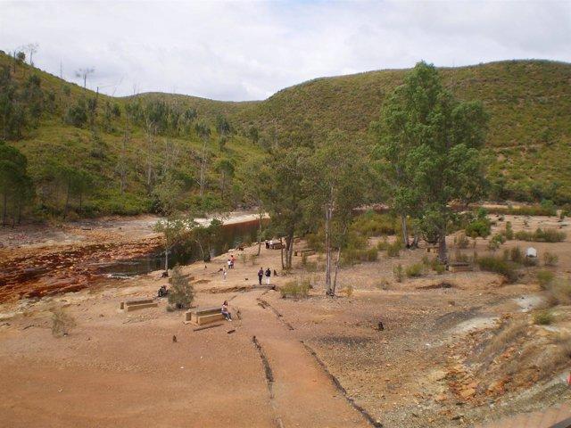 Cuenca del Río Tinto (Huelva).