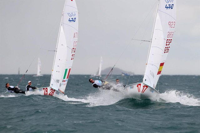 Pacheco - Betanzos (470 F) Vela Mundial